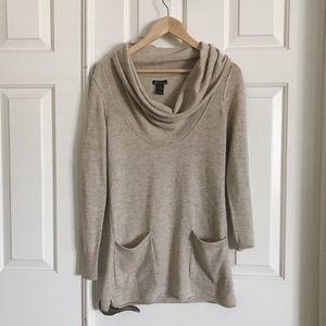 Ella Moss Cowl Neck Sweater